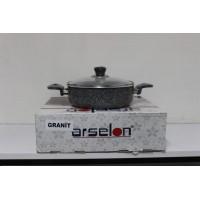 Arselon Granit Tencere (22 cm Derin Granit Tencere)