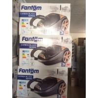 Fantom Elektrikli Süpürge (Fantom Carbon Black Series)