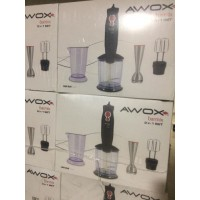 Avox 3lü Blender Seti (Avox 3 İn 1 Set)
